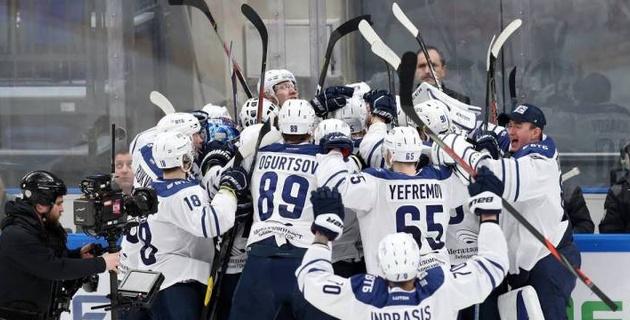Клуб КХЛ выступил против проведения матчей плей-офф Кубка Гагарина без зрителей