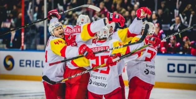Клуб КХЛ официально объявил о снятии с плей-офф из-за коронавируса