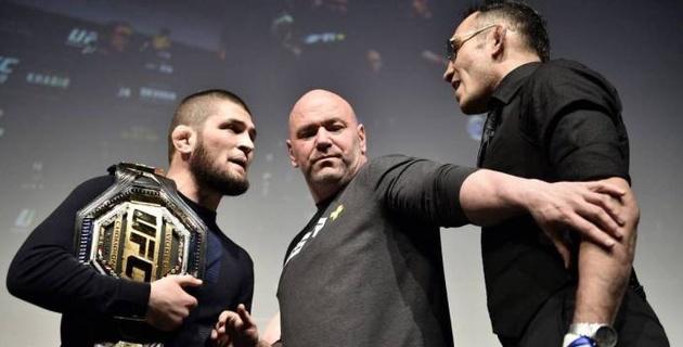Судьба боя Нурмагомедов - Фергюсон? Президент UFC сделал заявление