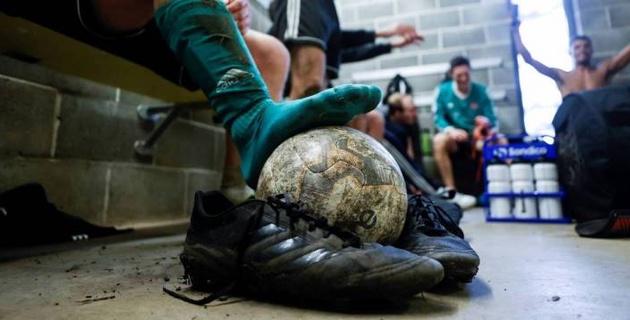 В Казахстане приостановлен футбол из-за коронавируса