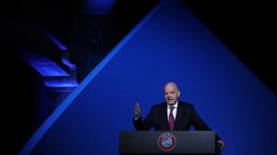 Президент ФИФА выступил с обращением в связи с пандемией коронавируса