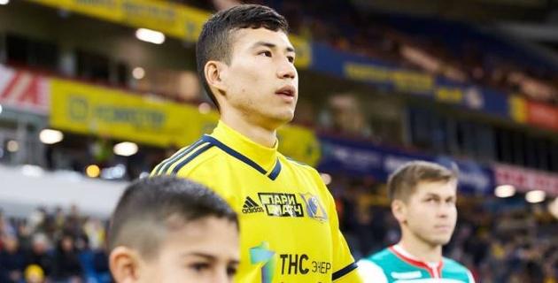 Казахстанцы Зайнутдинов, Куат и Бахтияров остались без футбола