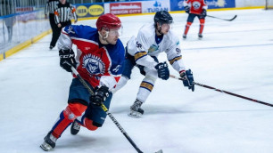 Чемпионат Казахстана по хоккею завершили досрочно без определения победителя