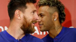 """Месси согласился остаться в """"Барселоне"""" только в случае возвращения Неймара"""