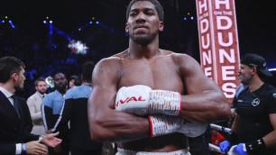 Первый бой Джошуа после возвращения всех титулов отменен