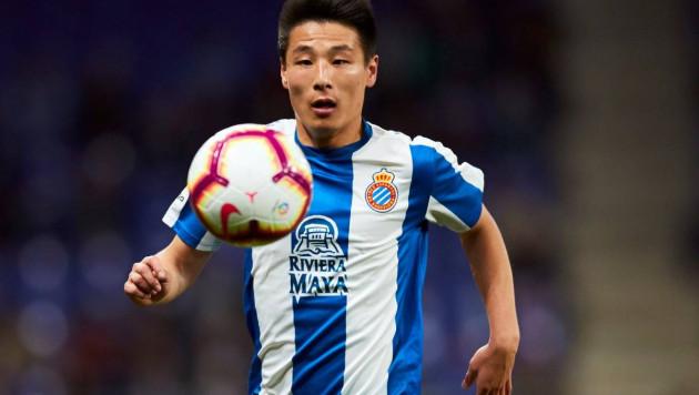 У китайского футболиста обнаружили коронавирус в Испании