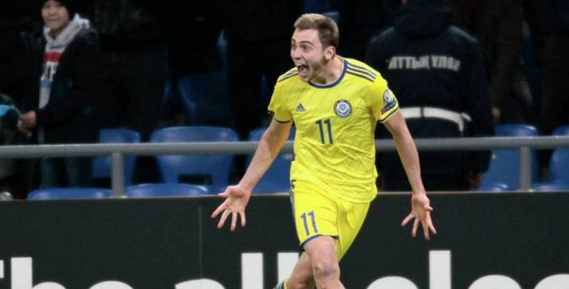 Футболист сборной Казахстана рассказал о ситуации с коронавирусом в Бельгии и выходом в высшую лигу