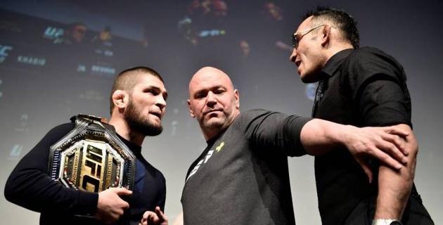 В UFC нашли новое место для проведения боя Нурмагомедов - Фергюсон