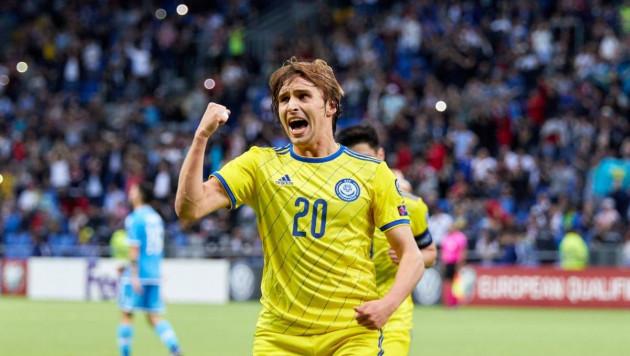 Игрок сборной Казахстана прокомментировал слухи о смене клуба и тяжелой ситуации легионеров