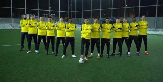 В Казахстане создали новый частный футбольный клуб