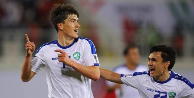 Одноклубник казахстанца Зайнутдинова заявил о планах Узбекистана выйти на ЧМ-2022 по футболу