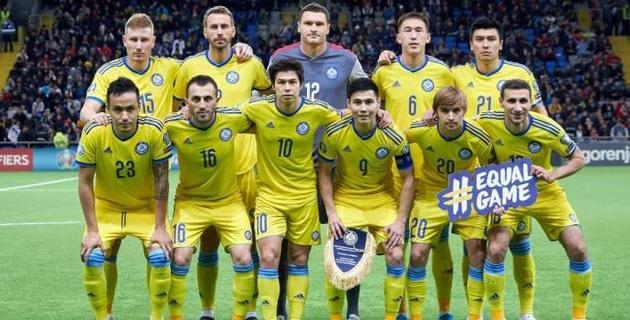Какого юбилейного показателя сборная Казахстана по футболу могла достигнуть в играх с Литвой и Арменией