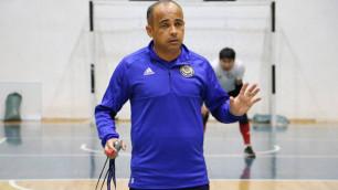 Тренер сборной Казахстана по футзалу предложил перенести ЧМ-2020