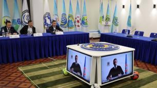 Генсек КФФ примет участие в видеоконференции УЕФА о переносе матчей