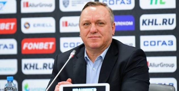 """Президент """"Барыса"""" прокомментировал переговоры со Скабелкой"""