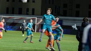 Букмекеры сделали прогноз на третий матч клуба казахстанцев в сезоне