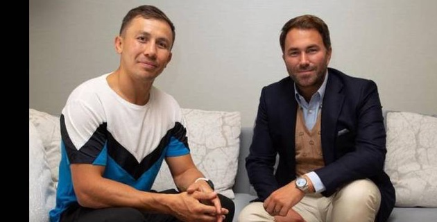 Сопромоутер Головкина проведет телевизионный вечер бокса без зрителей