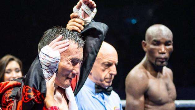 Объясняем за 60 секунд. Как Канату Исламу победить экс-чемпиона мира из Мексики с 28 нокаутами