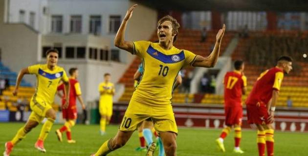 Футболист сборной Казахстана перешел в состав участника еврокубков