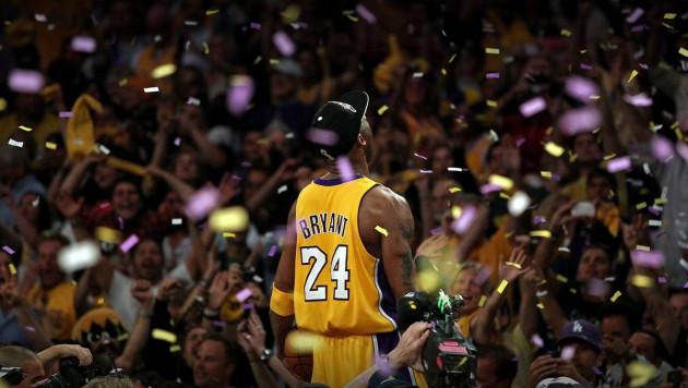 Погибший Коби Брайант будет введен в Зал славы НБА