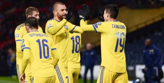 Исламхан, Сейдахмет и Зайнутдинов! Как хорошо вы знаете футболистов сборной Казахстана?