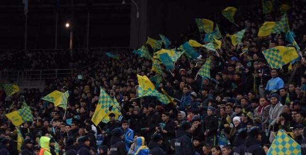 """""""Астана"""" представила кавер-версию своего гимна от фанатки"""