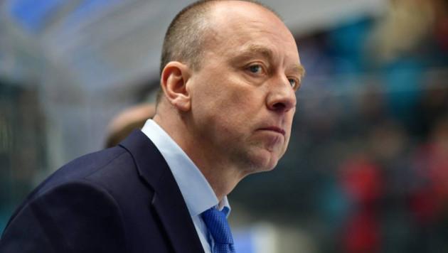 Андрей Скабелка номинирован на звание лучшего тренера сезона в КХЛ