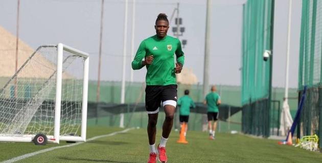 Казахстанский клуб дозаявил защитника сборной Нигерии