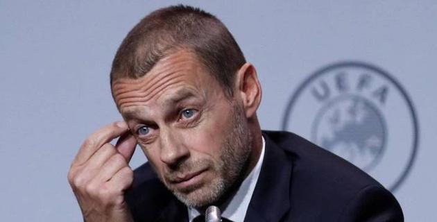 Президент УЕФА рассказал о пожертвовании из Казахстана