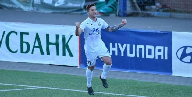 Экс-игрок казахстанского клуба попал в символическую сборную тура зарубежного чемпионата