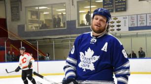 Тренер клуба НХЛ рассказал о работе казахстанца Николая Антропова