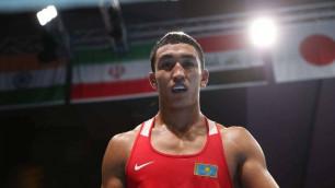 Аманкул объяснил поражение в финале отбора на Олимпиаду и высказался о переносе Игр