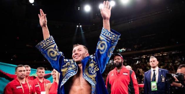 Боксер сборной Казахстана рассказал о советах от Головкина