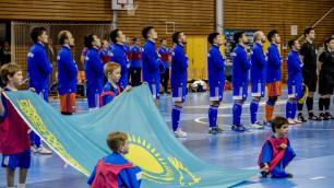 ФИФА перенесет чемпионат мира по футзалу с участием сборной Казахстана