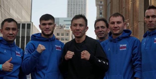 Платформа Головкина приостановила проведение вечеров бокса