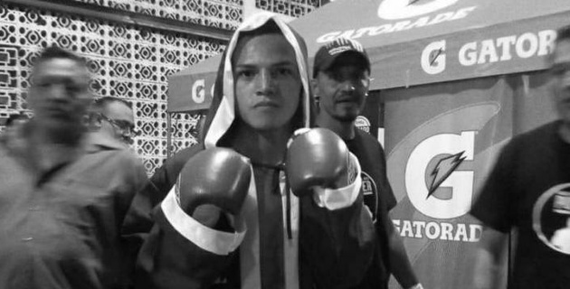 Молодого боксера расстреляли двое бандитов
