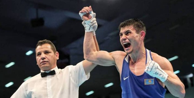 Шанс всей жизни. Как казахстанский боксер выиграл главный бой в карьере и завоевал лицензию на ОИ