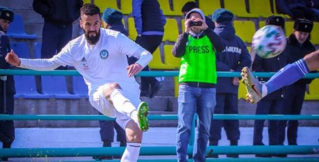 Сербский футболист отказался играть за сборную Казахстана