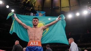 Задай вопрос боксеру Али Ахмедову!