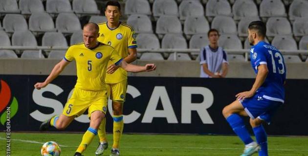 Казахстанец из РПЛ близок к попаданию в ТОП-20 игроков по количеству матчей за сборную
