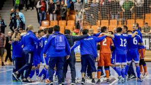 В Федерации футбола Литвы высказались о ЧМ-2020 по футзалу с участием сборной Казахстана