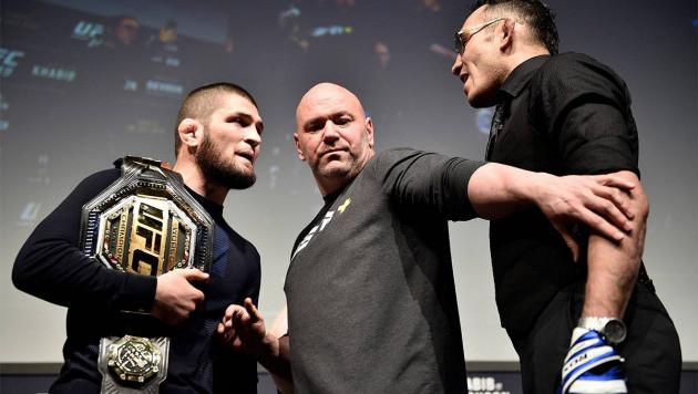 У Хабиба возник конфликт с главой UFC. Озвучены подробности