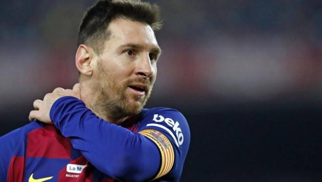 """Президент """"Барселоны"""" обсудил с Месси увольнения в руководстве клубе"""