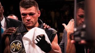 Последний соперник Головкина понес потерю после поражения в бою за два титула чемпиона мира