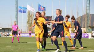 В Казахстане исчезнет женский футбол? В КФФ сделали заявление