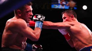 Деревянченко после поражения от Головкина предрекли еще один бой за титул чемпиона мира