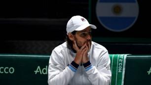 Капитану сборной Аргентины по теннису грозит срок за нарушение карантина