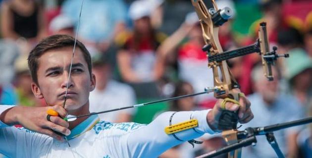 Время - самый ценный подарок для меня - казахстанский лучник Абдуллин о переносе Олимпиады