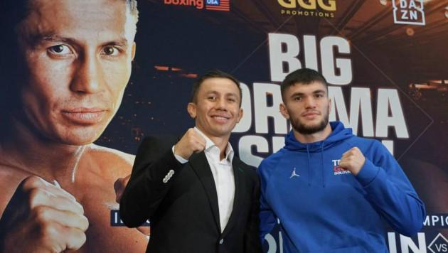 Прямой эфир на Vesti.kz: боксер Али Ахмедов из GGG Promotions ответит на вопросы