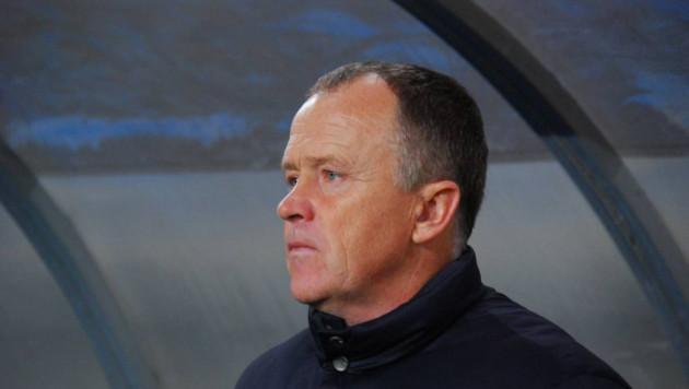 Работавший в КПЛ тренер мог заменить успешного казахстанца в европейском клубе